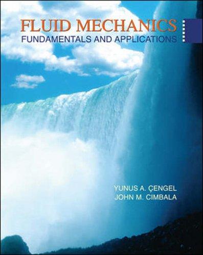 9780071115667: Fluid Mechanics: Fundamentals and Applications