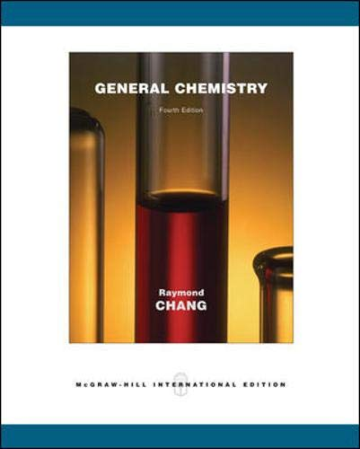 9780071115681: General Chemistry with Online Learning Center Password Card