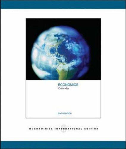 9780071115698: Economics