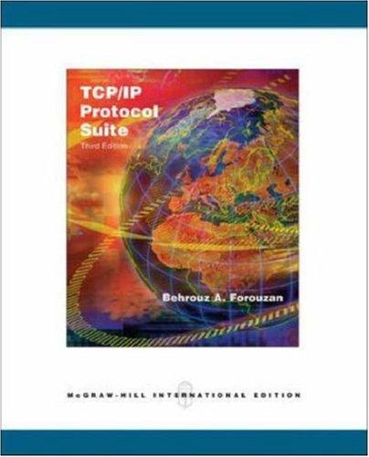 9780071115834: TCP/IP Protocol Suite