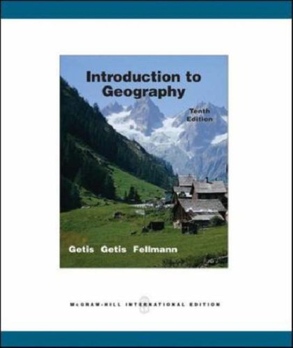 9780071115902: Introduction to Geography: With Online Learning Center Password Card