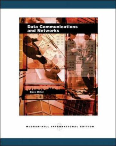 9780071116244: Data Communications and Networks