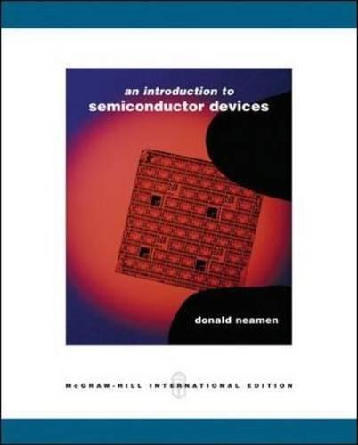 9780071116275: Semiconductor Device Fundamentals