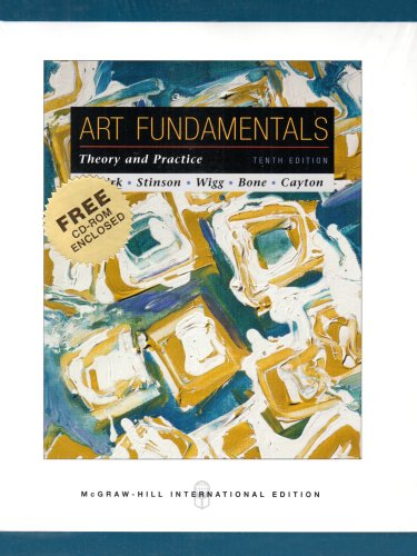 9780071116312: Art Fundamentals: With Core Concept CD-Rom V2.0