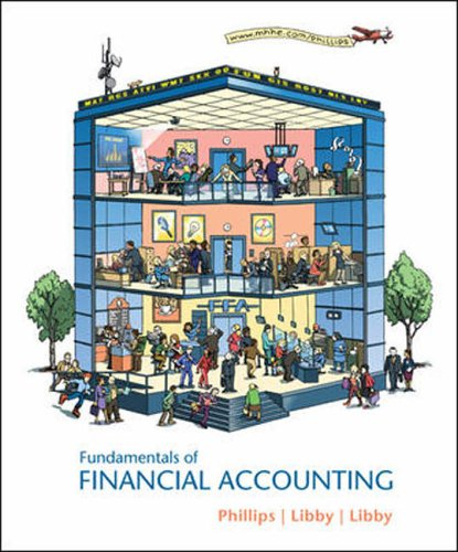 Fundamentals of Financial Accounting with Annual Report: Phillips, Sir Fred;