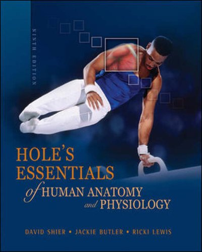 9780071116572: Hole's Essentials of Human Anatomy and Physiology