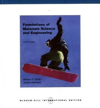 9780071116619: Foundations of Materials Science and Engineering