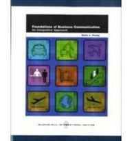 9780071116824: Foundations of Business Communication