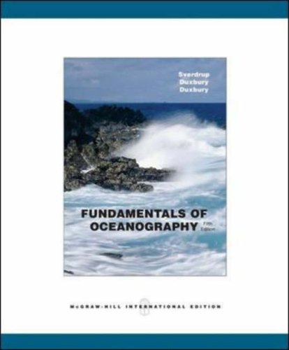 9780071117128: Fundamentals of Oceanography