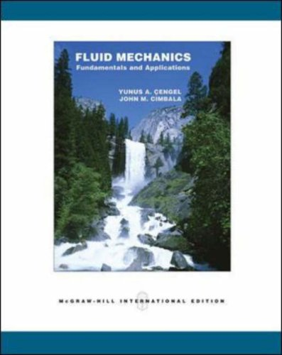 9780071117203: Fluid Mechanics: Fundamentals and Applications: With OLC and Subscription Card , Student DVD