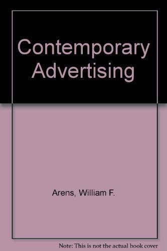 9780071117869: Contemporary Advertising