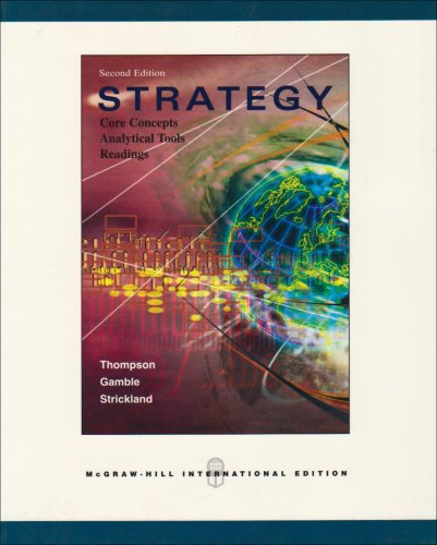 9780071119627: Strategy: With Olc and Premium Content Card: Core Concepts, Analytical Tools, Readings
