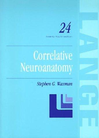 9780071120036: Correlative Neuroanatomy