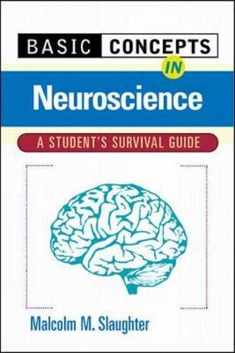 9780071120166: Basic Concepts In Neuroscience: A Student's Survival Guide