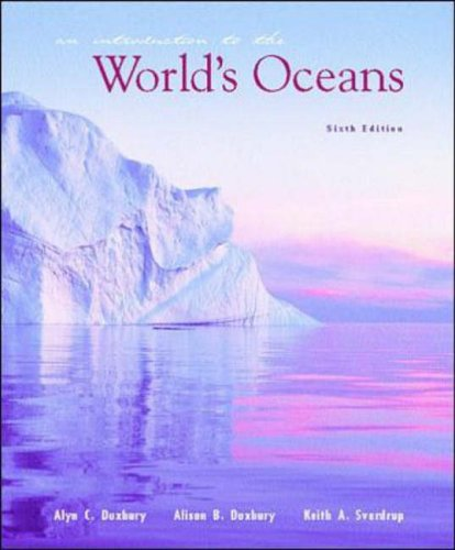9780071120579: Introduction to the World's Oceans