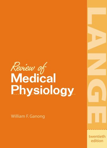 9780071120647: Review of Medical Physiology (International Students Edition)