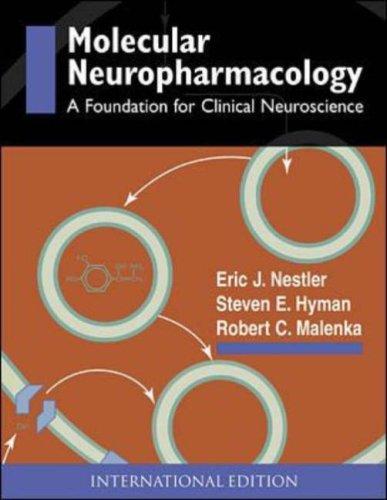 9780071120654: Molecular Neuropharmacology
