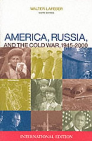 9780071121187: America, Russia and the Cold War 1945-1996