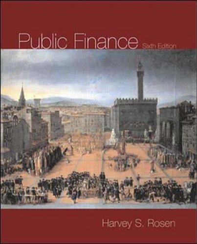 9780071121231: Public Finance