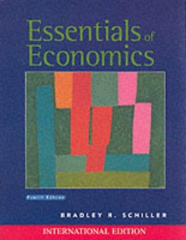 9780071121262: Essentials of Economics