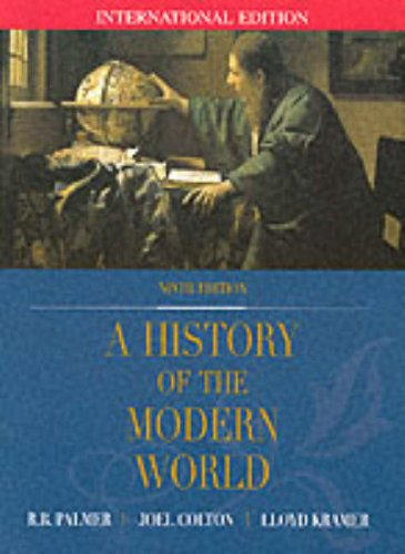 9780071121477: History of the Modern World
