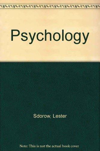 9780071121576: Psychology
