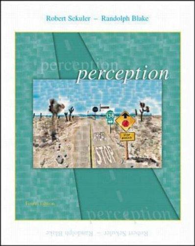 9780071121583: Perception