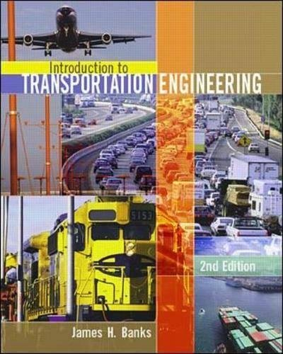 9780071121644: Introduction to Transportion Engineering