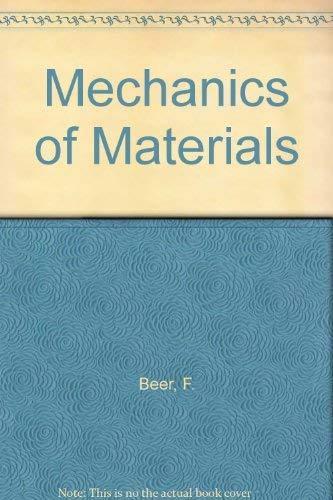 9780071121675: Mechanics of Materials