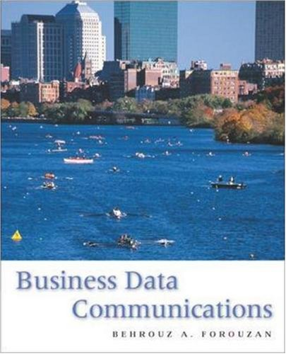 9780071121941: Business Data Communications (McGraw-Hill Forouzan Networking Series)