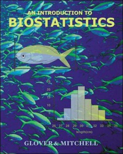 9780071121996: Introduction to Biostatistics