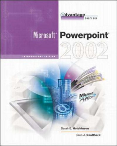 9780071122139: PowerPoint 2002 (Advantage)