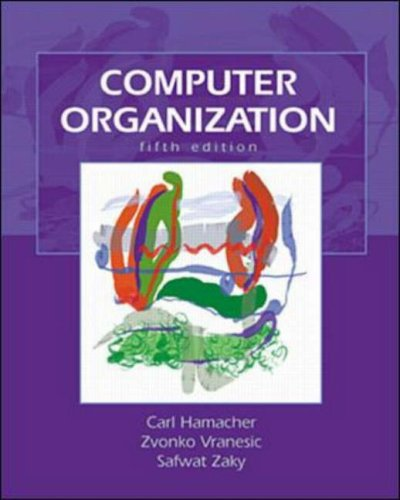 9780071122184: Computer Organization