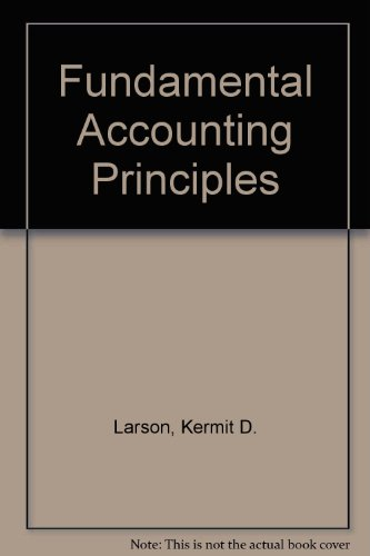 9780071122221: Fundamental Accounting Principles, 16th Edition