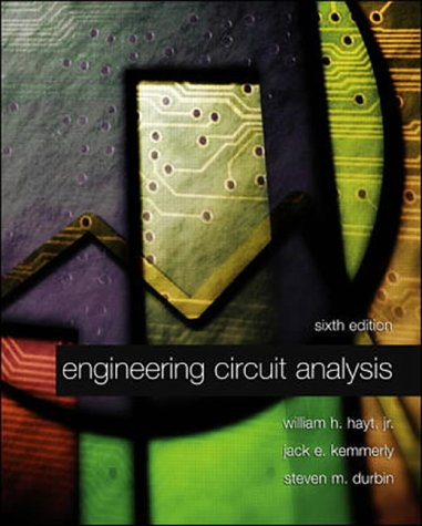 9780071122283: Engineering Circuit Analysis