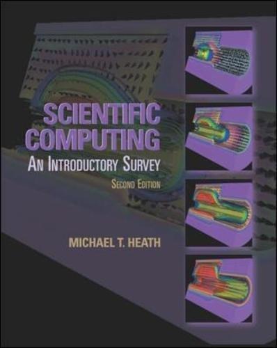9780071122290: Scientific Computing