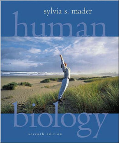 9780071122467: Human Biology