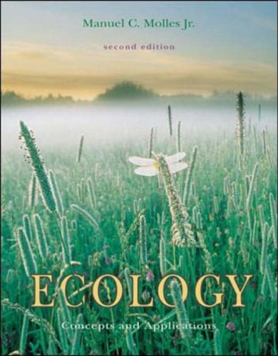 9780071122535: Ecology: Concepts and Applications