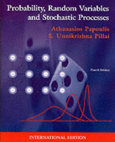 9780071122566: Probability, Random Variables and Stochastic Processes (McGraw-Hill series in electrical and computer engineering)