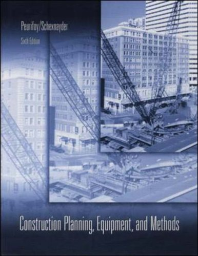 9780071122573: Construction Planning Equipment and Methods