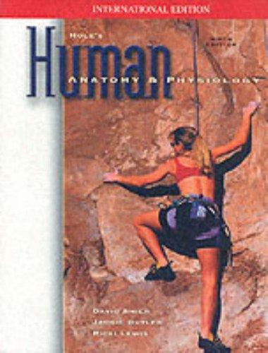 Human Anatomy and Physiology: John W. Hole