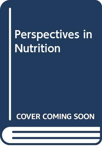 9780071122856: Perspectives in Nutrition