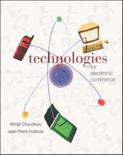 9780071123136: E-Business & E-Commerce Infrastructure: Technologies Supporting the E-Business Initiative (McGraw-Hill International Editions)