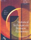 9780071123181: Statistical Techniques in Business and Economics