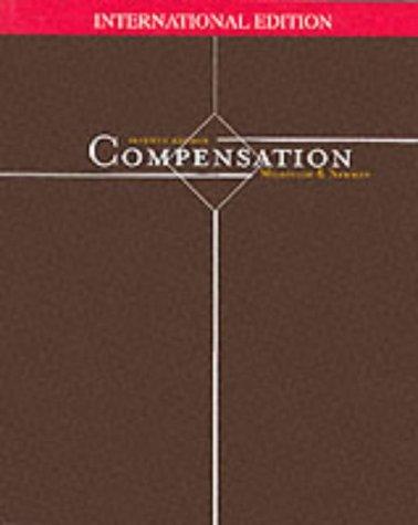 9780071123242: Compensation