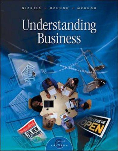 9780071123471: Understanding Business