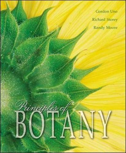 9780071123716: Principles of Botany: With OLC Card and EText CD-ROM
