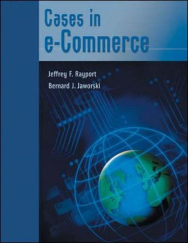 9780071124126: Cases in E-Commerce