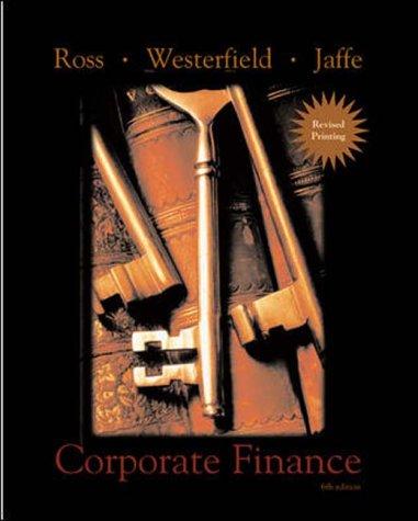 9780071124218: Corporate Finance