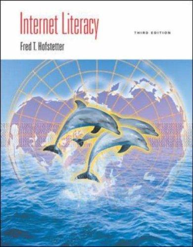 9780071124249: Internet Literacy